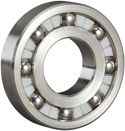 Single Row 316 Stainless Radial Ball Bearings